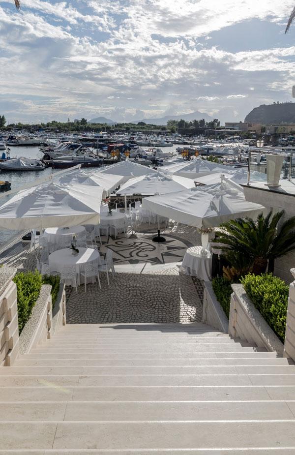 villa scalera aloha eventi ricevimenti napoli