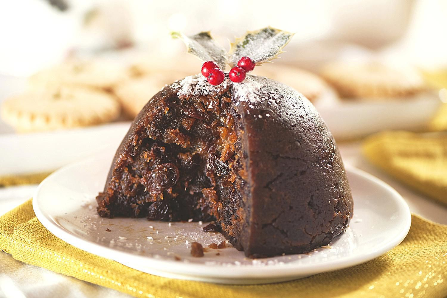 Natale - Christmas Pudding