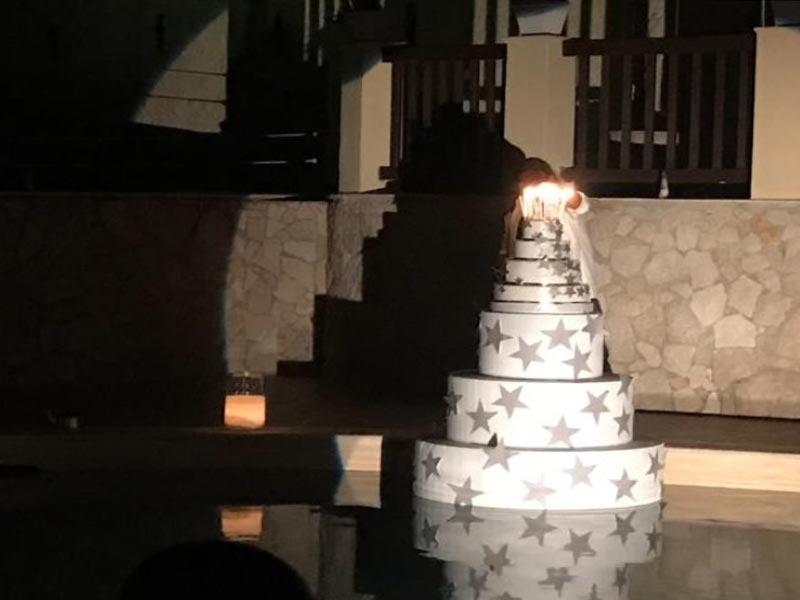 Torta di Compleanno - - Aloha Eventi